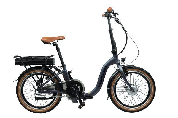 Elektriskais velosipēds Blaupunkt Folding E-bike FRANZI 500