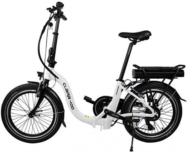 Elektriskais velosipēds Blaupunkt Folding E-bike Speed