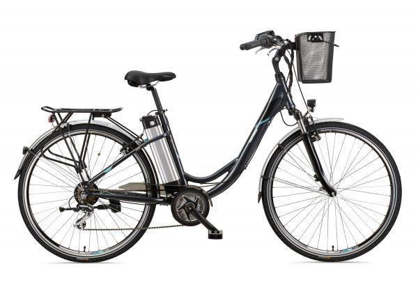 Elektriskais velosipēds Telefunken Multitalent RC860 City E-Bike