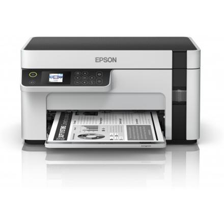Tintes printeris Epson compact EcoTank M2120 Mono A4